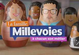 La famille  Millevoies
